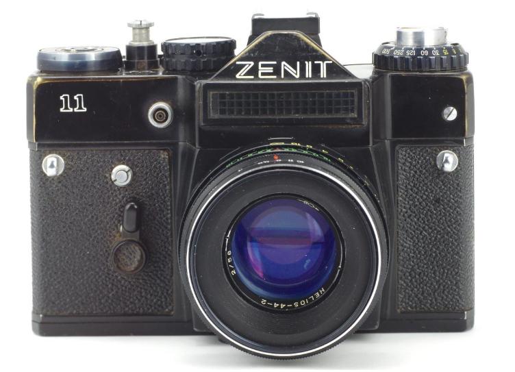 фотоаппарат зенит обзоры славяне рисовали его