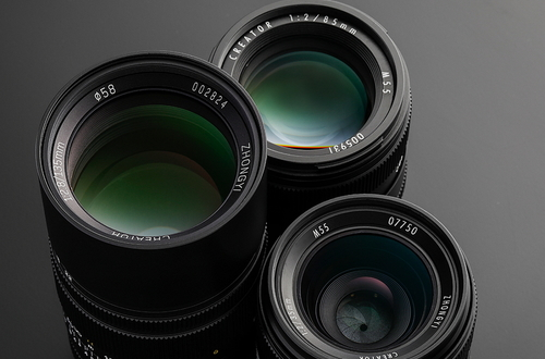 Объективы ZY Optics Creator для камер Fujifilm X