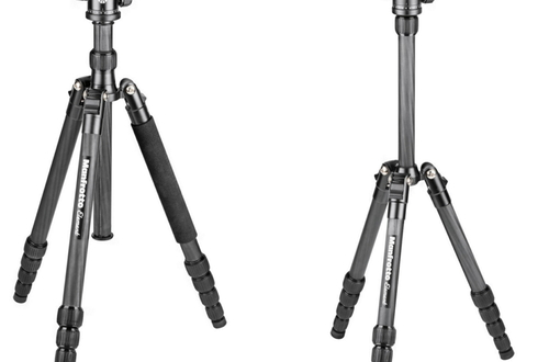 Штативы Element Traveller Carbon от Manfrotto