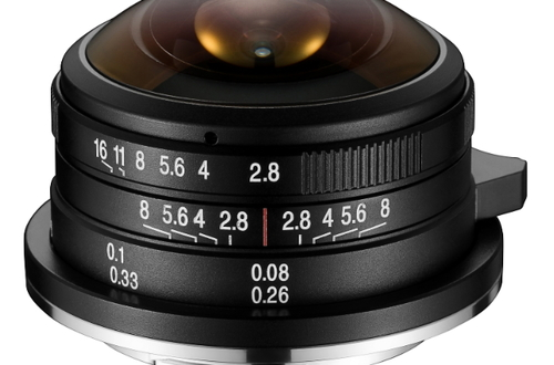 VenusOptics выпустила объектив Laowa 4mm f/2.8 Fisheye для камер MFT