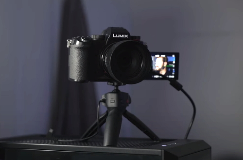 Panasonic выпустила бета-версию ПО «LUMIX Webcam» для Windows и MacOS