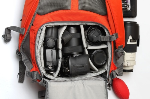 Тест фоторюкзака Lowepro Photo Hatchback 22L AW