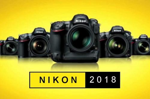 Новые камеры никон в 2018 году