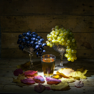 grapes and grape juice