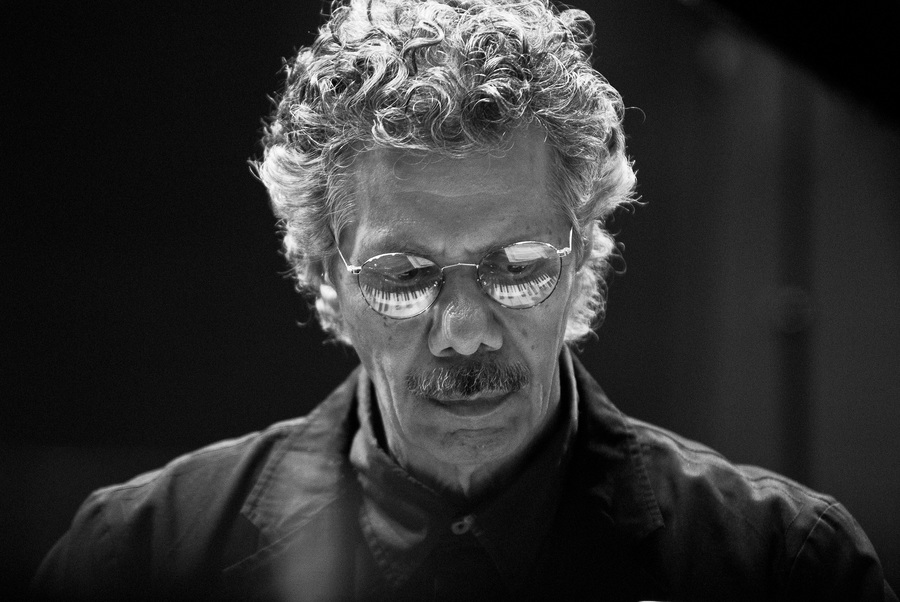 Chick Corea and Gary Burton in Moscow